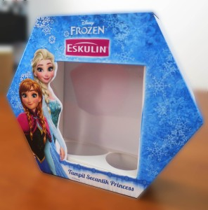 Frozen Shampoo Pack
